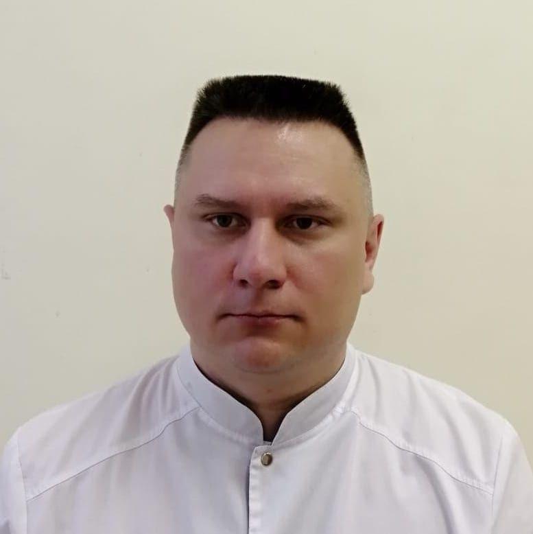 Ткаченко Максим Викторович - ортопед